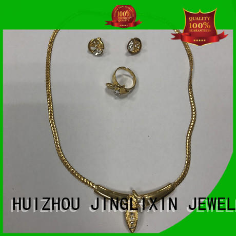 JINGLIXIN prom jewelry sets for business for sale