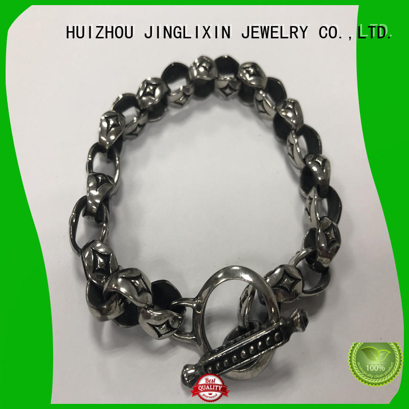 JINGLIXIN Wholesale custom jewelry bracelets factory for party