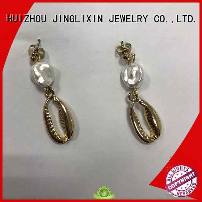 JINGLIXIN Top design earrings maker for women