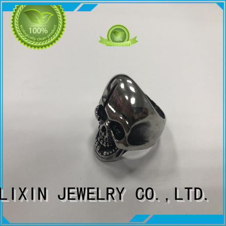 JINGLIXIN new style fashion jewelry rings maker for male
