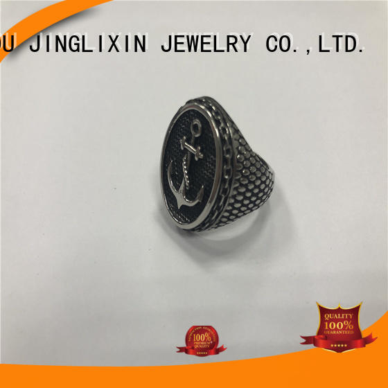 JINGLIXIN couple rings laser engraving for sale