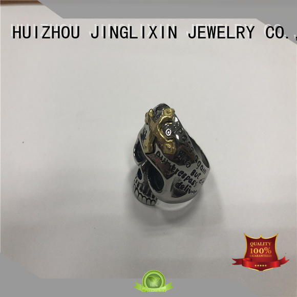 ring desings odm service for male JINGLIXIN
