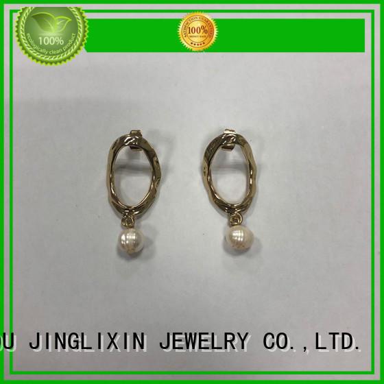 JINGLIXIN earrings wholesale Supply for present