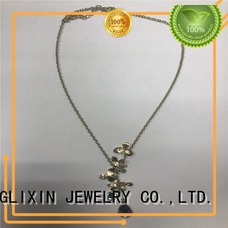 JINGLIXIN Latest jewelry necklaces factory for gifts