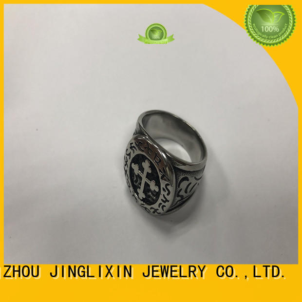 JINGLIXIN jewelry rings factory for women