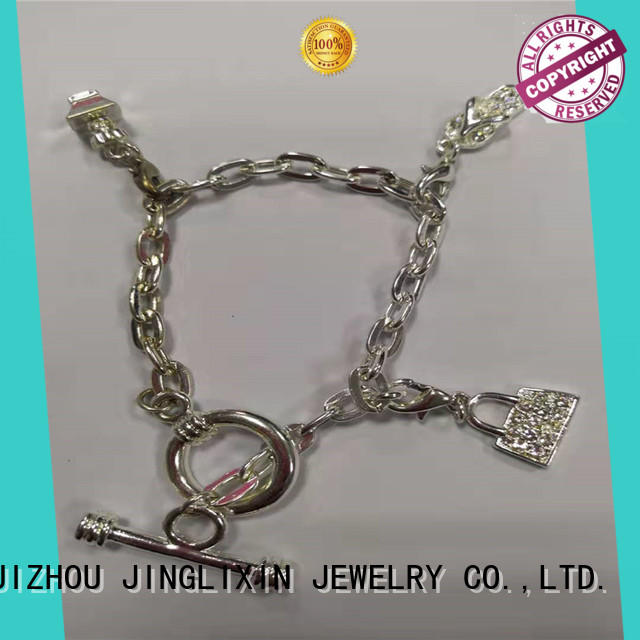 JINGLIXIN New braided rope bracelet Supply for ladies