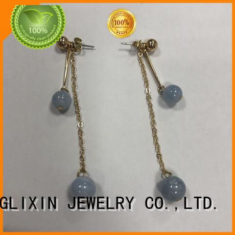 JINGLIXIN wholesale fashion earrings maker for party