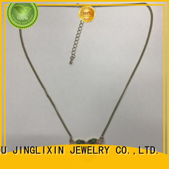 JINGLIXIN Best fashion necklaces manufacturers for guys
