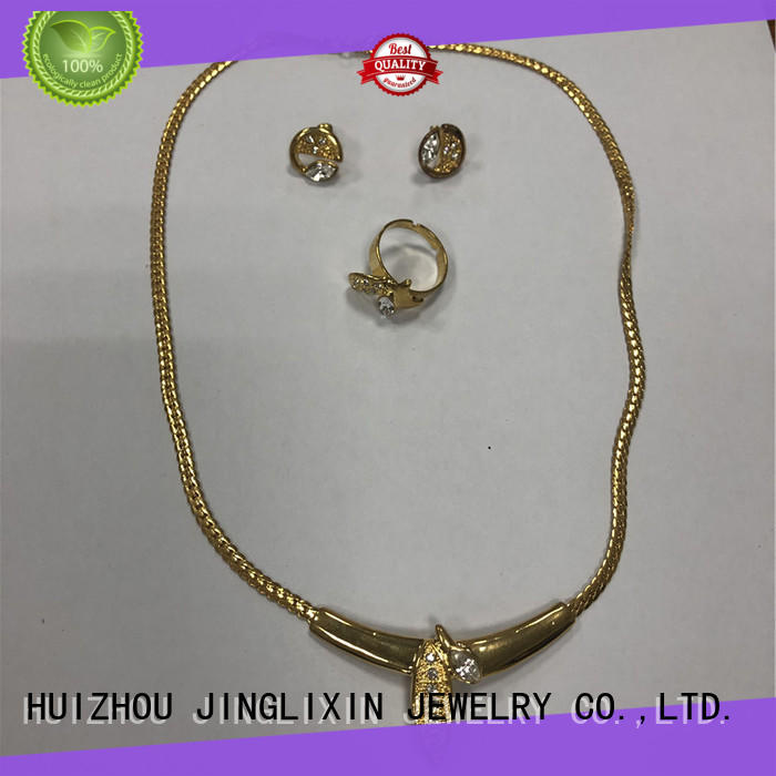 new style costume jewelry sets Suppliers for present