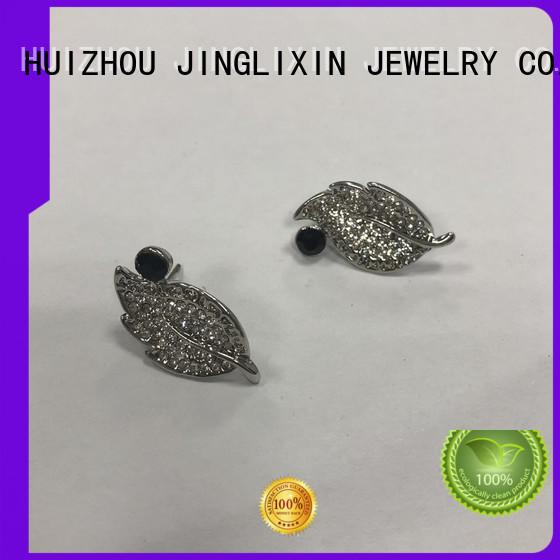 JINGLIXIN Best personalized earrings maker for women