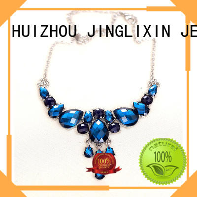 Custom jewelry necklaces for business for party