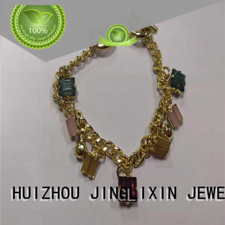 JINGLIXIN Top braided rope bracelet factory for sale