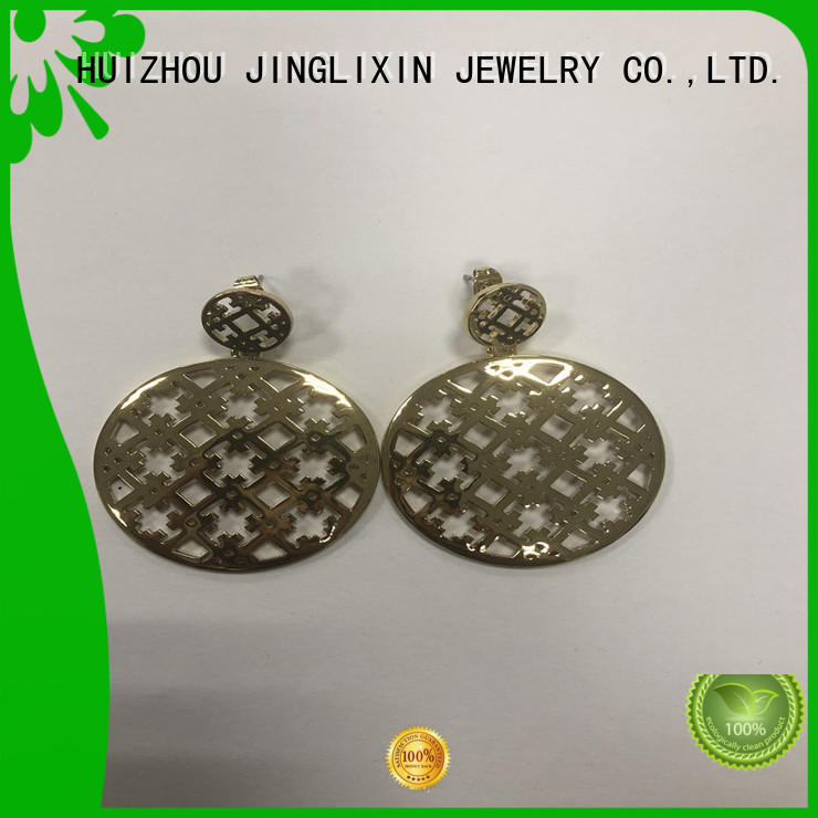 JINGLIXIN Top custom earrings for business for women