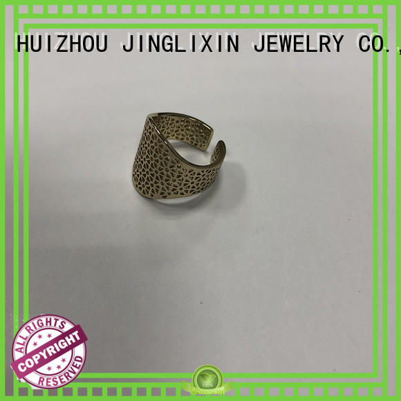 JINGLIXIN High-quality couple rings Supply for male