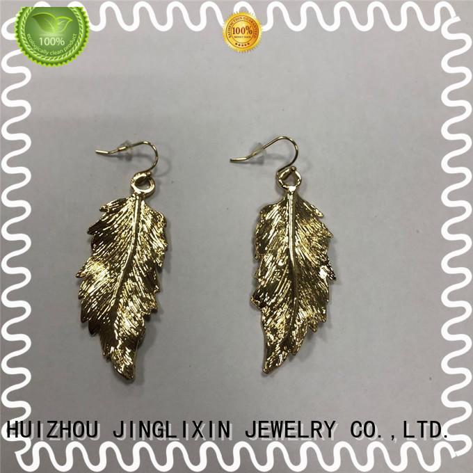 JINGLIXIN personalized earrings maker for women