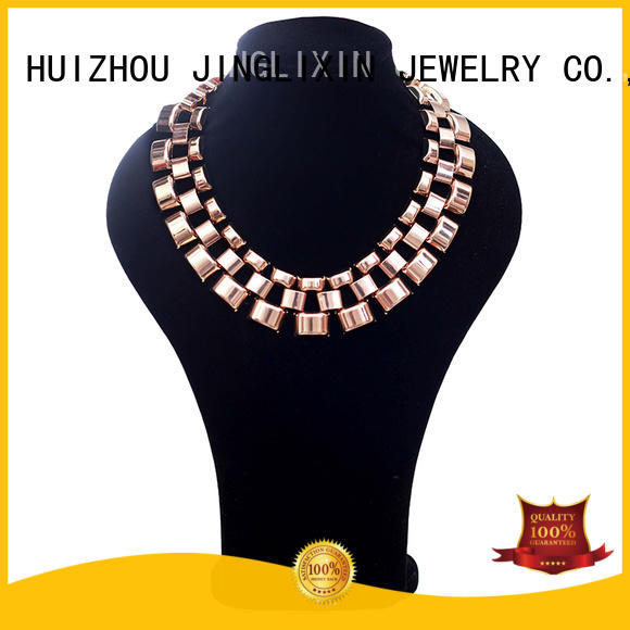 925 silver necklace hot sale for guys JINGLIXIN