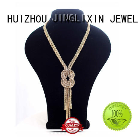 JINGLIXIN Top copper necklace Supply for guys