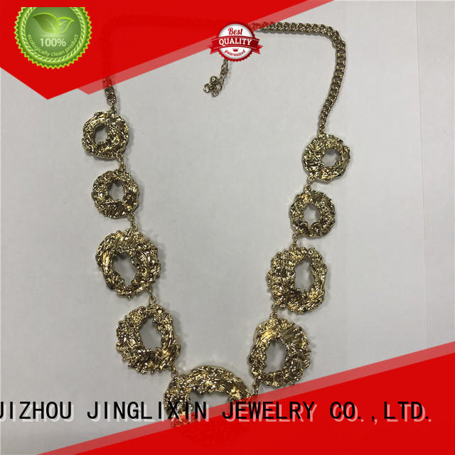 JINGLIXIN jewelry necklaces environmental protection for party