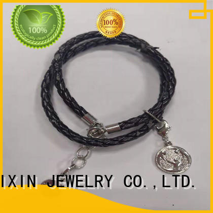 JINGLIXIN Best braided rope bracelet factory for party