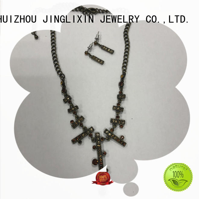New prom jewelry sets factory for sale
