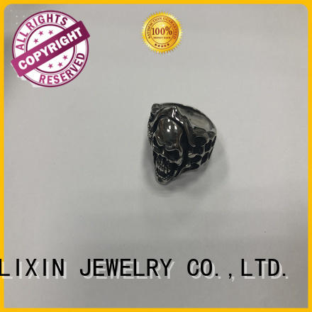 JINGLIXIN fashion jewelry rings Supply for male