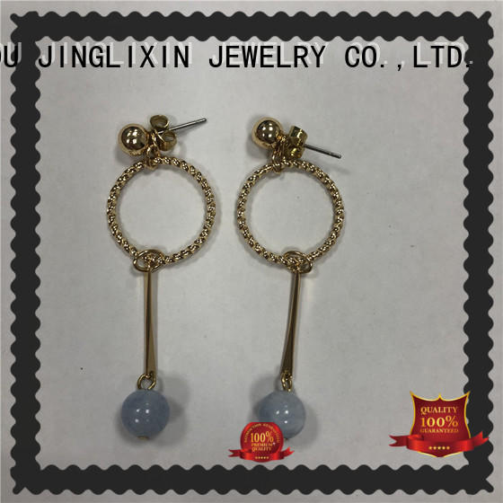 JINGLIXIN new trendy earrings company for concerts