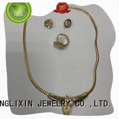 High-quality fine jewelry sets environmental protection for present