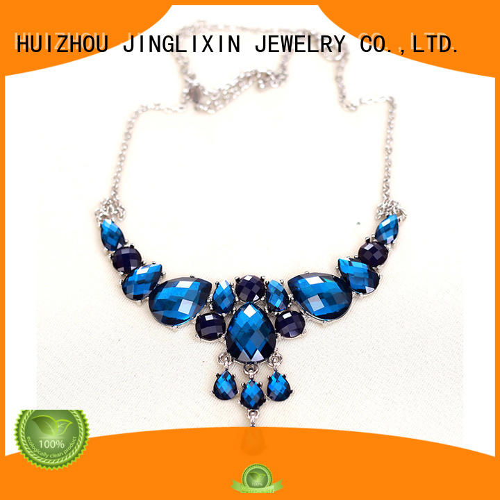 JINGLIXIN fashion jewelry design odm service for weomen