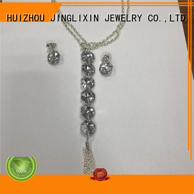 JINGLIXIN costume jewelry sets for business for present