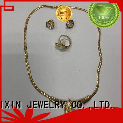 JINGLIXIN fashion jewelry sets company for sale