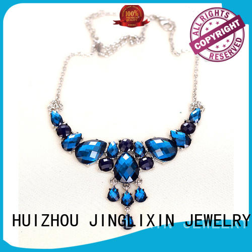 JINGLIXIN customized wholesale jewelry supplies necklace for sale