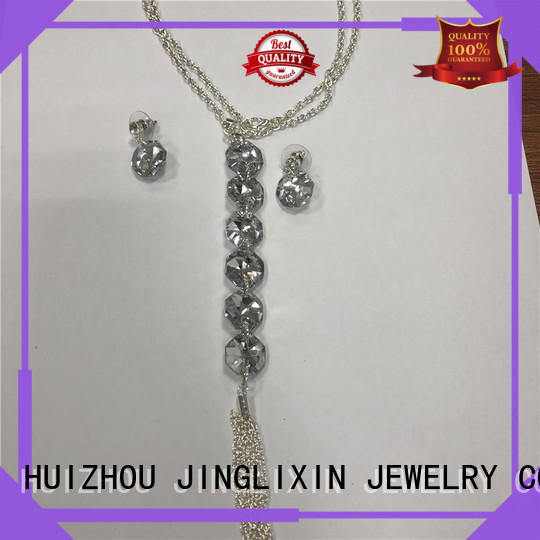 JINGLIXIN new style costume jewelry sets manufacturers for sale