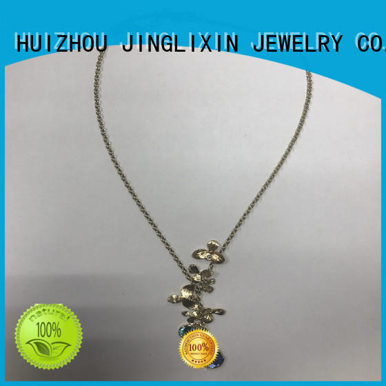 JINGLIXIN fashion necklaces Suppliers for party