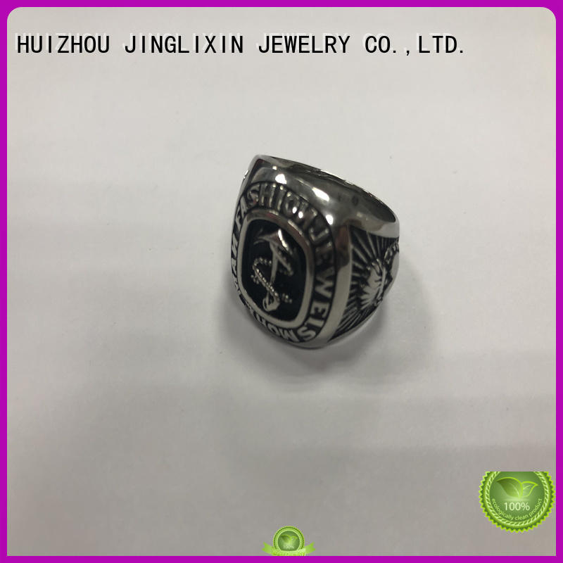 new style fashion rings environmental protection for sale